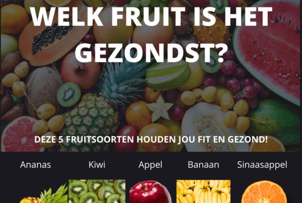 gezond fruit voor voetballers