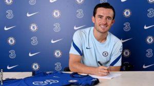 Ben Chilwell tekent bij Chelsea