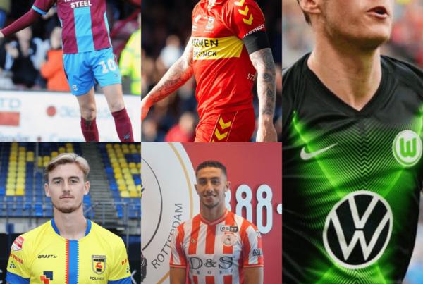 5 aanvallers die op late leeftijd profvoetballer zijn geworden